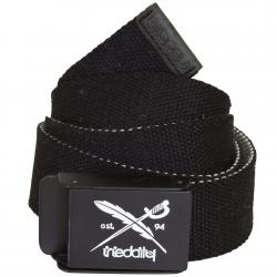 Iriedaily Flip the Side Belt black/white