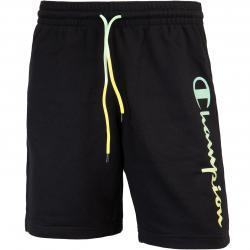 Champion Bermuda Shorts schwarz