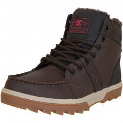 DC Shoes Boots Woodland braun/schwarz