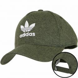 Adidas Originals Snapback Cap Aframe Melange oliv