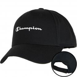 Champion Snapback Cap Baseball schwarz
