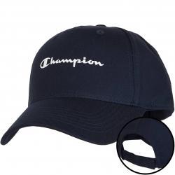 Champion Snapback Cap Baseball dunkelblau