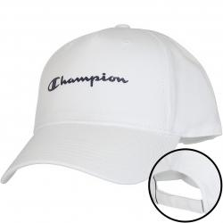 Champion Snapback Cap Baseball weiß