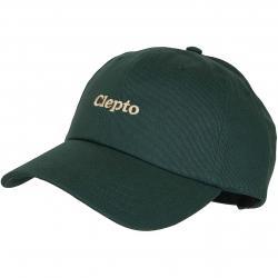 Cleptomanicx Snapback Cap Dad grün