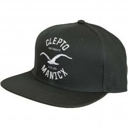 Cleptomanicx Snapback Cap Games dunkeloliv