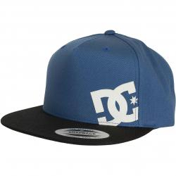 DC Shoes Snapback Cap Heard Ya 2 blau