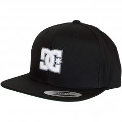 DC Shoes Snapback Cap Snappy schwarz