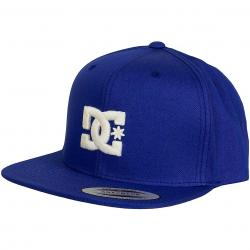 DC Shoes Sanpback Cap Snappy blau