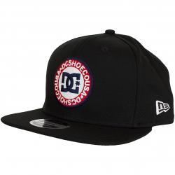 DC Snapback Cap Speedeater schwarz