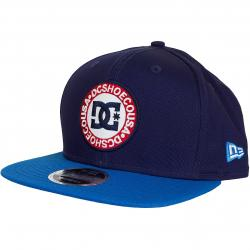 DC Shoes Snapback Cap Speedeater blau