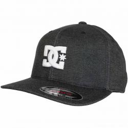 DC Shoes Flexfit Cap Star TX schwarz