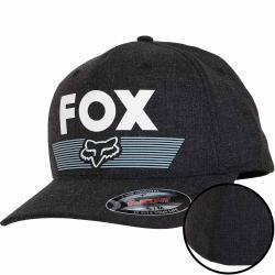 Fox Head Flexfit Cap Aviator schwarz