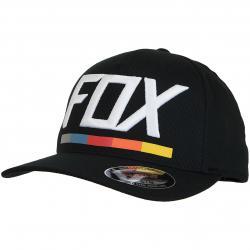 Fox Flexfit Cap Draftr schwarz
