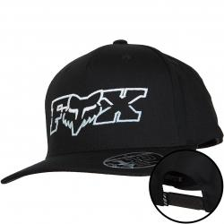 Fox Head Flexfit Cap Duel Head 110 schwarz/blau