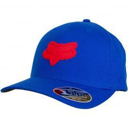 Fox Snapback Cap Emergency blau