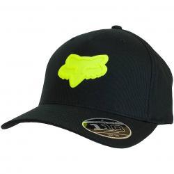 Fox Snapback Cap Emergency schwarz/gelb