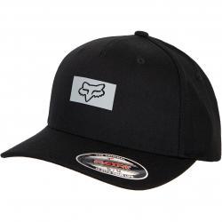 Fox Standard Flexfit Cap schwarz