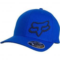 Fox Snapback Cap Forty Five blau