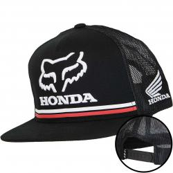 Fox Head Trucker Cap Honda schwarz