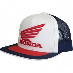 Fox Snapback Cap Honda dunkelblau/weiß