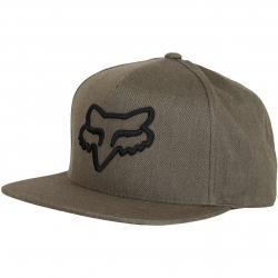 Fox Snapback Cap Instill bark