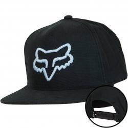Fox Snapback Cap Instill schwarz/blau