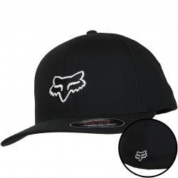 Fox Flexfit Cap Legacy schwarz