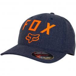 Fox Flexfit Cap Number 2 heather midnight