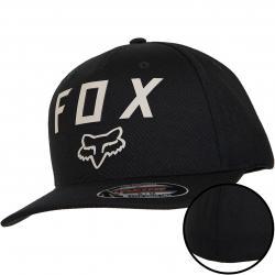 Fox Flexfit Cap Number 2 schwarz/khaki