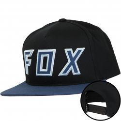 Fox Head Snapback Cap Posessed schwarz/dunkelblau