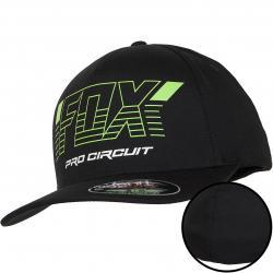 Fox Head Flexfit Cap Pro Circuit schwarz