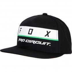 Fox Pro Circuit Snapback Cap