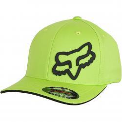 Fox Signature Flexfit Cap grün