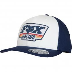 Fox Flexfit Cap Throwback dunkelblau