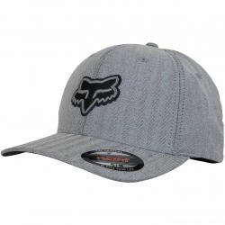 Fox Flexfit Cap Transfer grau