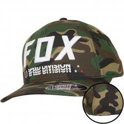 Fox Head Flexfit Cap Triple Threat camouflage