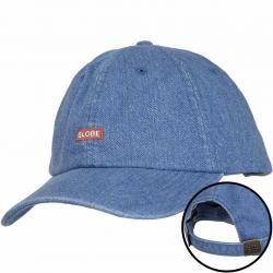 Globe Snapback Cap Marco blau