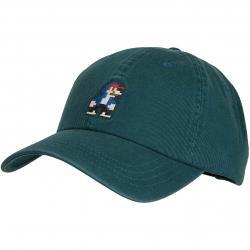 Iriedaily Snapback Cap 8 Bit Dude grün