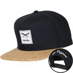 Iriedaily Cap Exclusive Cork schwarz