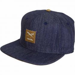Iriedaily Snapback Cap Exclusive Flag blau