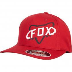 Fox Cyclops Flexfit Kinder Cap rot