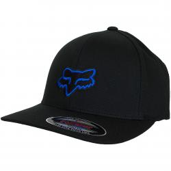 Fox Head Kinder Cap Legacy schwarz/blau