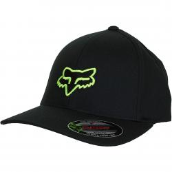 Fox Head Kinder Cap Legacy schwarz/grün