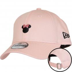 New Era 9Forty Kinder Snapback Cap Minnie Mouse pink