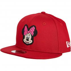 New Era 9Fifty Kinder Snapback Cap Disney Patch Minnie Mouse rot
