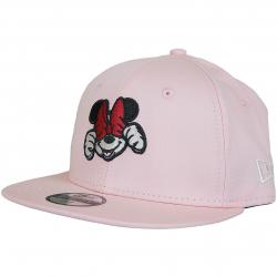 New Era 9Fifty Kinder Snapback Cap Disney Xpress Minnie Mouse pink