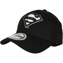 New Era 9Forty Kinder Snapback Cap Glow in the dark Character Superman schwarz