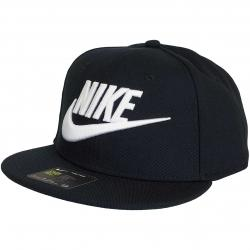 Nike Kinder Snapback Cap Futura True schwarz/weiß