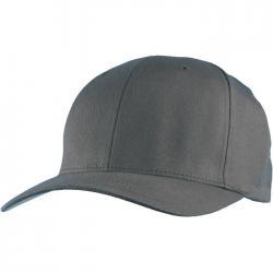 Yupoong Flexfit Basecap grau