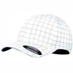 Flexfit Squareline Cap white/navy
